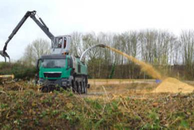 Entreprise de broyage de bois, une aide précieuse pour les agriculteurs